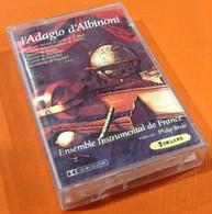 Cassette Audio  L' Adagio D' Albinoni  (1984)   Carrere   96527 - Plates