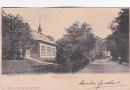188742Santpoort, Stationsweg (poststempel 1903) - Sonstige