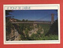 CP 74 LES BAUGES 1 Pont De L'Abime - Otros Municipios