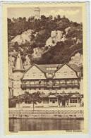 DINANT - Hôtel Herman - Voir Verso Les Tarifs - Avec Cette Carte L' Apperitif Vous Est Offert - 30 Juin 1932 - Dinant
