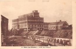 ¤¤  - Lot De 5 Cartes   -  Série Des Mineurs   -  Mine, Charbon        -  ¤¤ - Mines