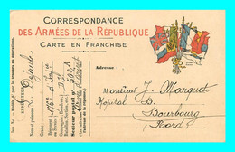 A921 / 373  Correspondance Des Armées De La Republique - Guerra 1914-18