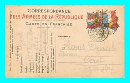 A921 / 375  Correspondance Des Armées De La Republique - Guerra 1914-18