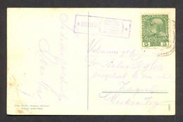 SLOVENIA - Postcard Sent From Postal Agency DOBRAVA (JESENICE) - Slovenië