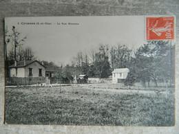 CROSNES                                   LA RUE SIMONNE - Crosnes (Crosne)
