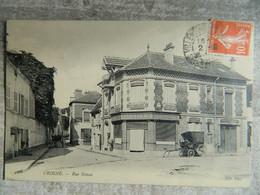 CROSNE                             RUE SIMON - Crosnes (Crosne)