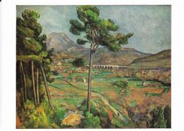 Paul Cezanne - Landscape, Mont Sainte-Victoire - Non Classificati