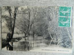 CROSNES                           BORDS DE L'YERRES - Crosnes (Crosne)