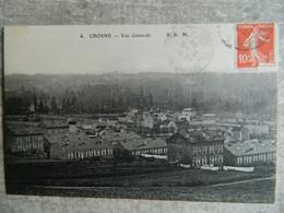 CROSNE                                      VUE GENERALE - Crosnes (Crosne)