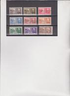 9  MARCHE DA BOLLO PER  CONTRATTI VERBALI DI LOCAZIONE TUTTE  UNITE - Revenue Stamps