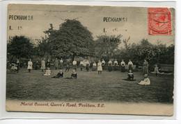 ANGLETERRE LONDON  Suburbs  PECKHAM SE Pensionnatn College Croquet Jeunes Fillles  Marist Convent Queen's Road D27 2018 - Altri