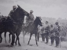 POLEN POLAND POLOGNE - TARNOPOL Kaiser-General Von Winkler , Prinz Eitel Friedrich ARTILLERY MILITARY - Poland