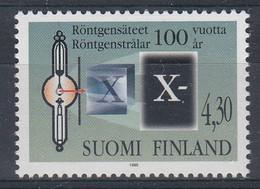 +Finland 1995. Röntgen. Michel 1309. MNH(**) - Ungebraucht