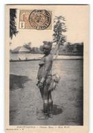 CPA Congo Français - Haute Sanga - Femme Baya - Baya Weib - French Congo - Other