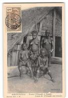 CPA Congo Français - Haute Sanga - Femme N'Goundis Et Panndés - French Congo - Other