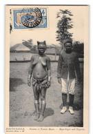 CPA Congo Français - Homme Et Femme Bayas - French Congo - Other