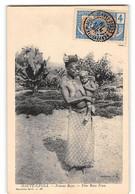 CPA Congo Français - Haute Sanga - Femme Baya - French Congo - Other
