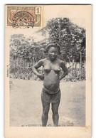 CPA Congo Français - Jeune Fille Bacouli - French Congo - Other