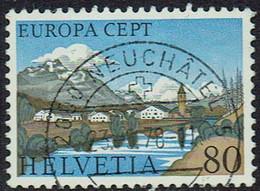 Schweiz 1977, MiNr 1095, Gestempelt - Used Stamps