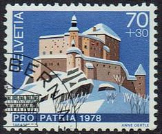 Schweiz 1977, MiNr 1098, Gestempelt - Used Stamps