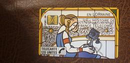 F71 - LOR HIS TEL MUSEE DE NANCY 120 SC40N TTB - 1989