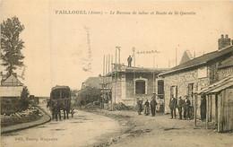 FAILLOUEL Le Bureau De Tabac Et Route De St Quentin - Other Municipalities