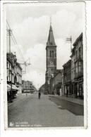 CPA-Carte Postale Belgique-La Louvière -Rue Albert Ier Et L'église  -VM26851mo - La Louvière