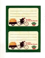 Autocollant Pate Panzani Theme Velo - Stickers