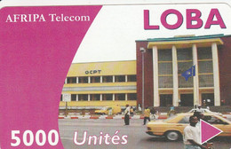 Congo (Kinshasa) - Afripa Telecom - OCPT Building 5000un. - Congo