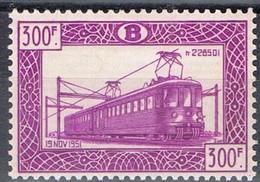 DO 16549 BELGIË SCHARNIER CATALOOG  OC  NRS TR 321  ZIE SCAN - 1942-1951