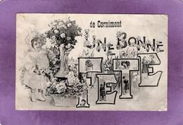 88 Une Bonne Fête De Cornimont - Cornimont