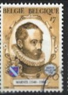 Marnix Van Aldegonde 1998 - Used Stamps