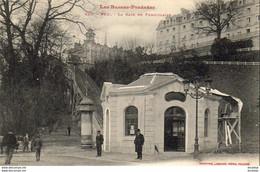 D64   PAU   La Gare Du Funiculaire  ..... - Pau