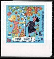 Bund 2021,Michel# 3591 ** Wohlfahrt, Grimms Märchen: Frau Holl Aus MH - Ungebraucht