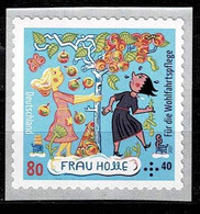 Bund 2021,Michel# 3591 ** Wohlfahrt, Grimms Märchen: Frau Holl Von Der Rolle - Ungebraucht