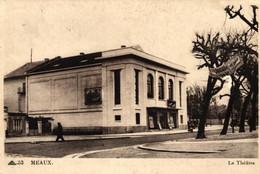 MEAUX - Le Théâtre - Meaux