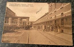 ANTWERPEN - ANVERS - Krijgsgasthuis Galerij - Hôpital Militaire Promenoir - 1928 - Antwerpen