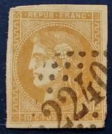 43 - 6 -  GC 2240 Marseille 12 Bouches-du-Rhône - 1870 Bordeaux Printing