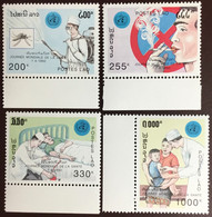 Laos 1992 World Health Day MNH - Laos