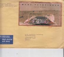 USA Cover, Stamps    (A-8700) - Cartas