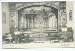 Geraardsbergen Grammont Institut Saint Joseph Salle Des Fêtes - Geraardsbergen