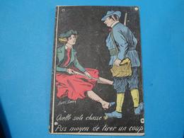 Illustrateurs ) Xavier Sager - Quelle Sale Chasse - Année  1904 - EDIT - - Sager, Xavier