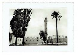 LIBYE ZLITEN Mosque Of Sidi Abdussalam Plan Peu Courant - Libye
