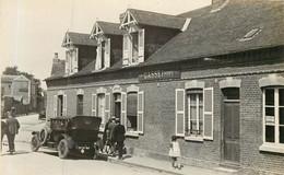 LE CROTOY   Maison DASSE FRERES  - Carte Photo 14 X 8.5  - - Le Crotoy