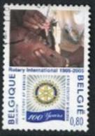 100 Jaar Rotary 2005 - Gebruikt