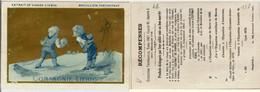 Chromo Liebig S4 * Children In Blue I * (Images Avec Sujets Divers) (1872-1873) - Liebig