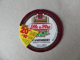 Camembert Elle Et Vire 250 G Réduction 20F - Formaggio