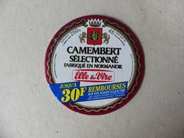 Camembert Elle Et Vire 250 G Réduction 30F - Formaggio