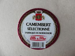 Camembert Sélectionné Elle Et Vire 250 G - Formaggio