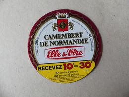 Camembert Sélectionné Elle Et Vire 250 G Réduction 10F - Formaggio
